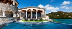 Kaleidoscope villa